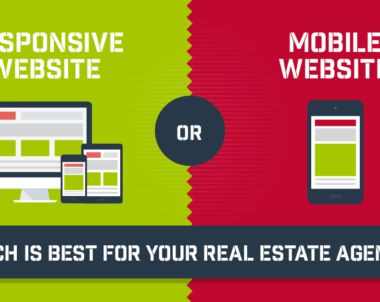Responsive vs Mobile websites, which is best for your real estate agency?