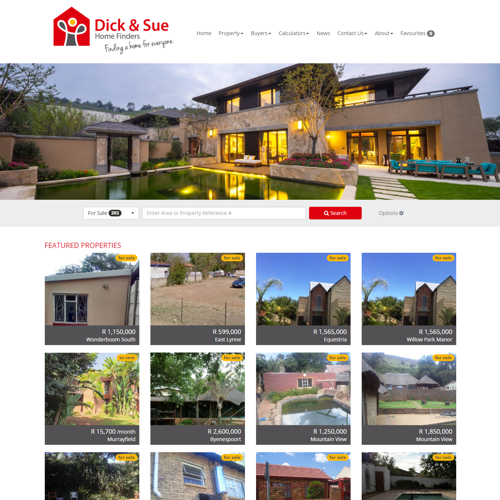 Dick & Sue Home Finders