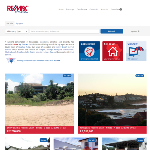 RE/MAX By The Sea